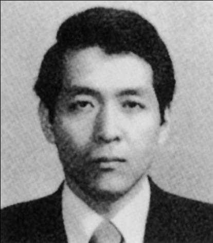 昭和59年度会長 堀江 耕一